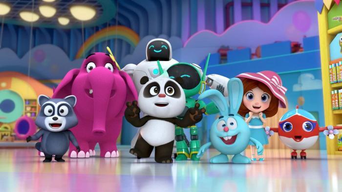 """""""熊猫和和""""系列动画片启动大联播 精彩内容有哪些?"""
