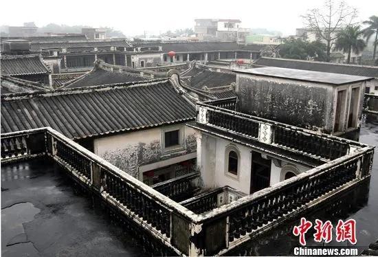陈慈黉故居。<a target='_blank' href='http://www.chinanews.com/'>中新社</a> 张浩摄