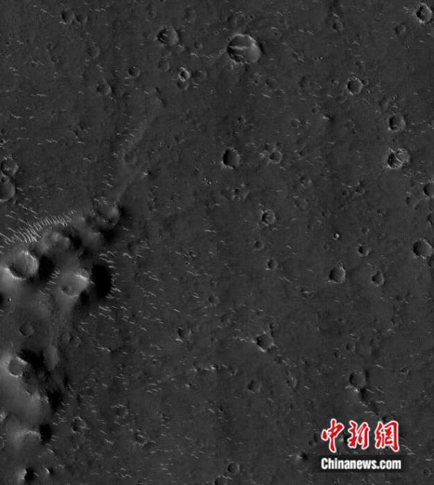 全色图像2。 国家航天局供图