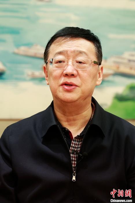 全国人大常委会委员、台盟中央常务副主席李钺锋全国两会期间在北京接受中新网记者采访时表示,2021年,台盟将结合庆祝中国共产党成立100周年,把新时代多党合作事业继续推向前进。中新社记者 韩海丹 摄