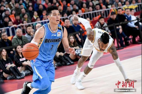 资料图:美国华裔篮球运动员林书豪