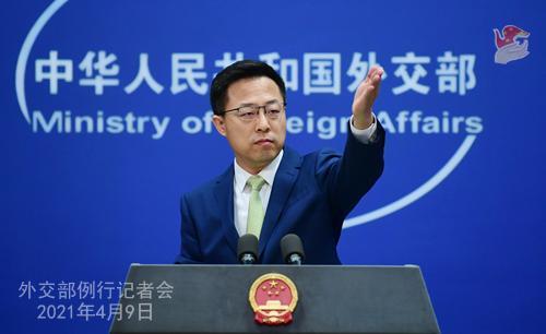 外交部就日本或将核污水排入大海、菲涉牛轭礁积极言论等答问