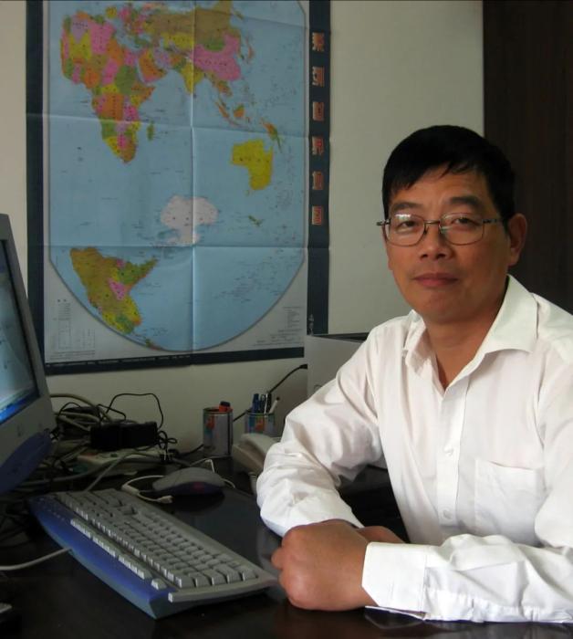 中国科学院精密测量科学与技术创新研究院郝晓光研究员。