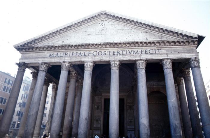 古罗马万神殿
