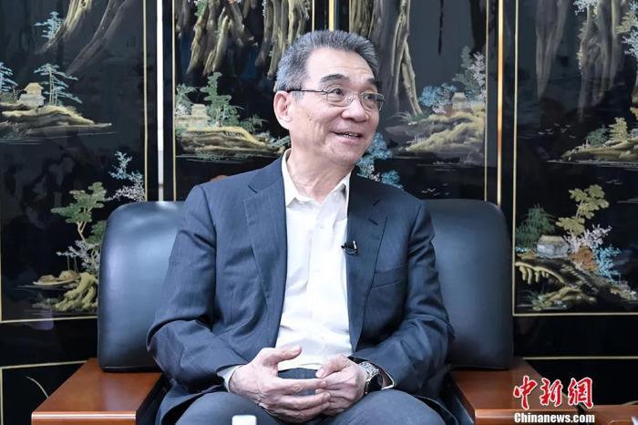 林毅夫。<a target='_blank' href='http://www.chinanews.com/'>中新社</a>记者 田雨昊 摄