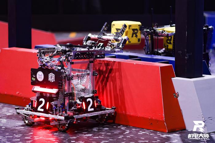 工程機器人。來源:主辦方供圖。