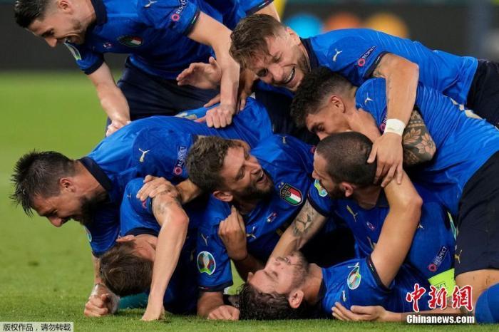 压力来了!本届欧洲杯,就只剩一支球队没进球了…