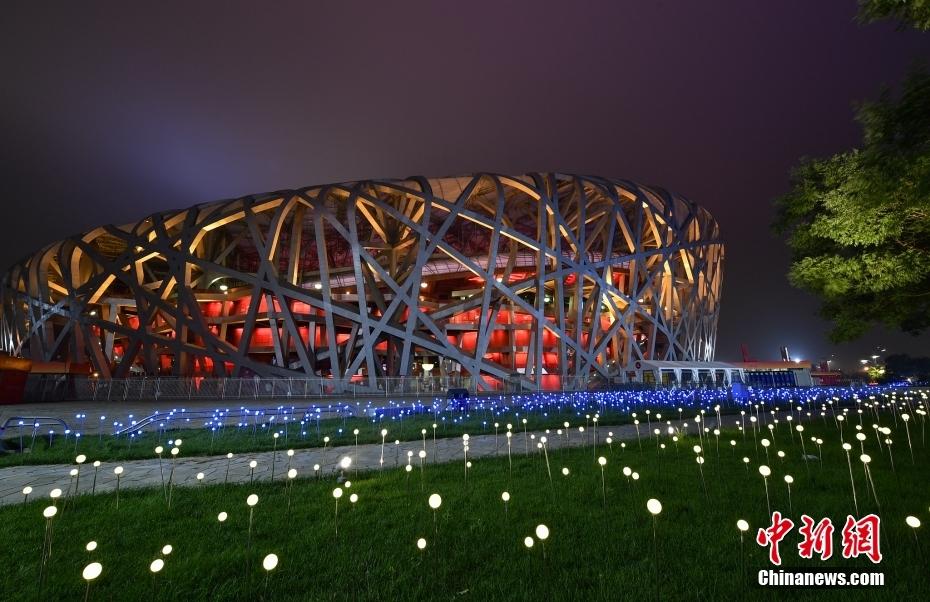 国家体育场。图片来源:视觉中国