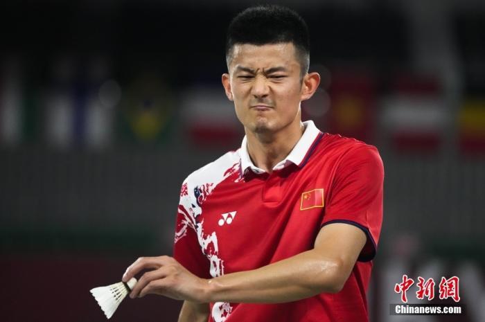 谌龙、石宇奇挺进奥运羽毛球男单8强