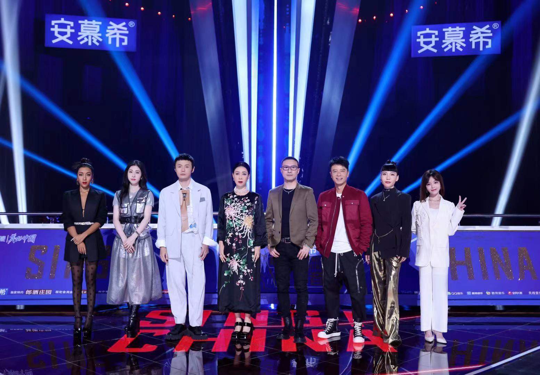 《中国好声音》节目剧照