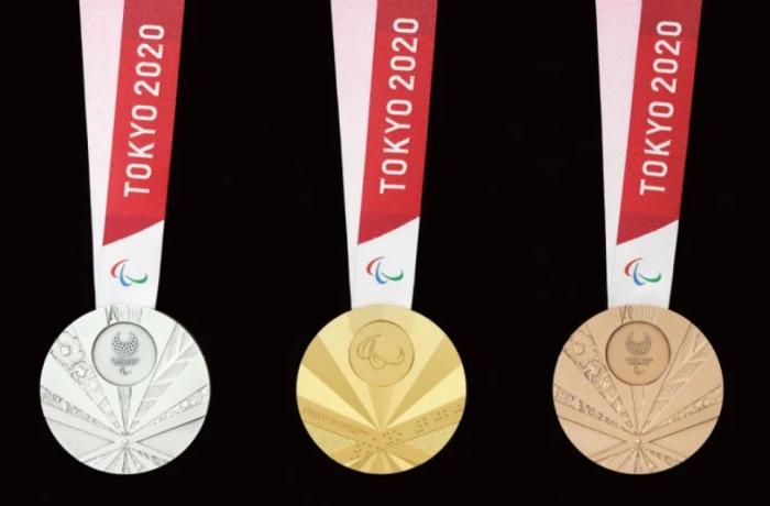 东京残奥会网站截图。
