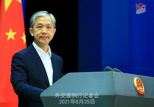 华宇娱乐电脑版注册入口外交部发言人就中国致函世卫组织总干