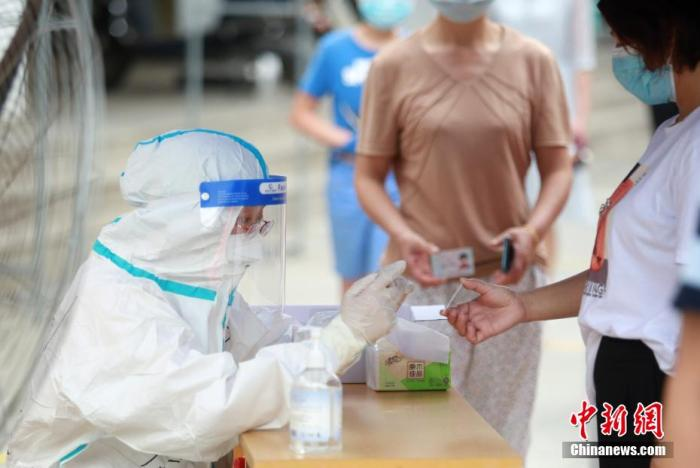 广州新增1例无症状感染者 轨迹详情公布