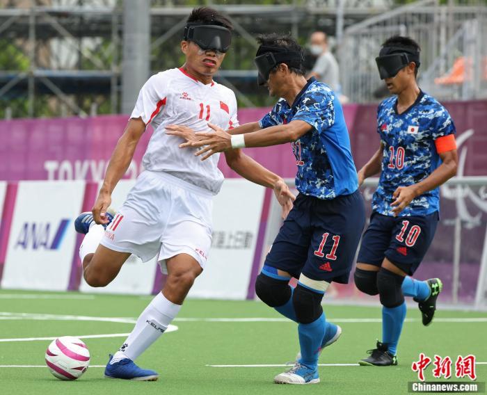 在漆黑的世界里,他们让世界看见了中国盲人足球