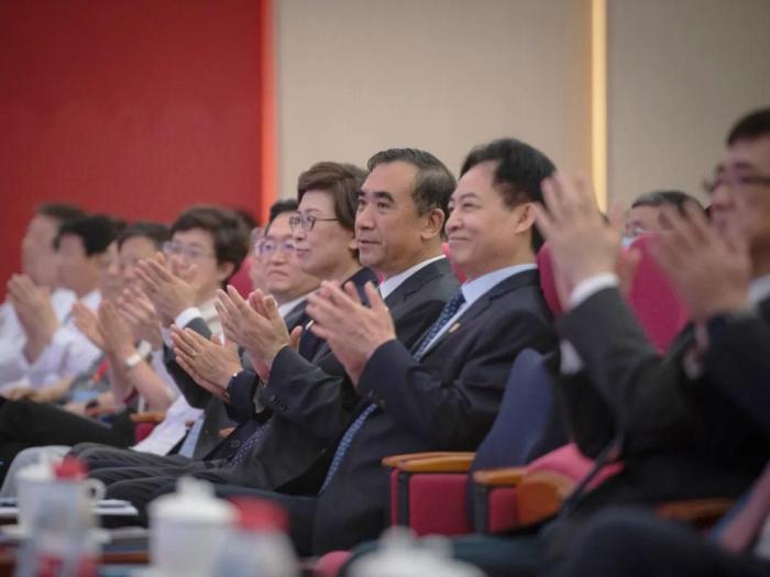 在建院百年之际,9月4日,北京协和医院举行医院高质量发展院长论坛。供图