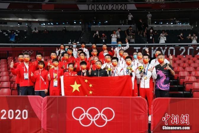 他放弃竞选国际乒联主席 换来国乒在东京的4金3银