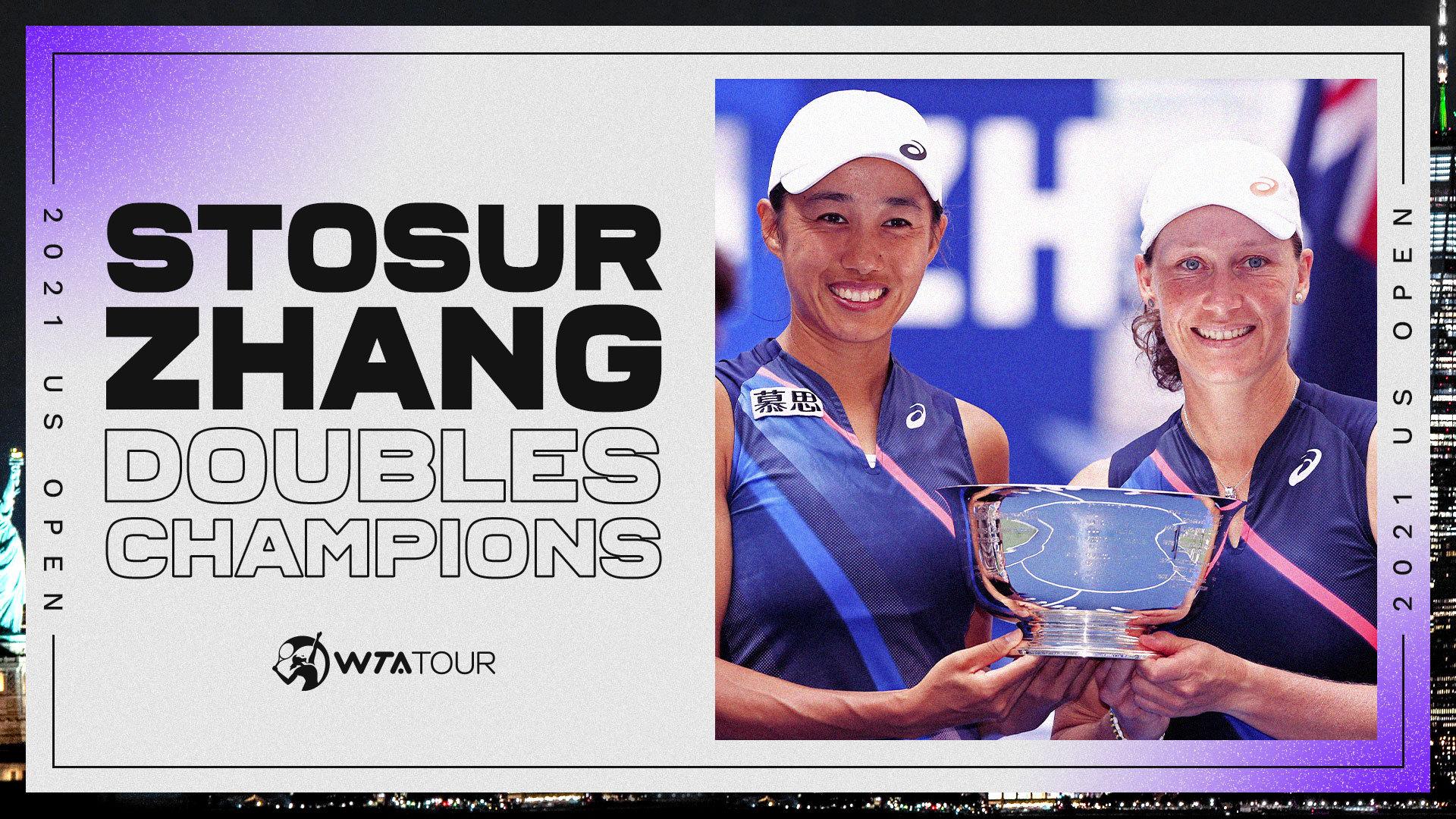 图片来源:WTA国际女子网球协会官方微博。