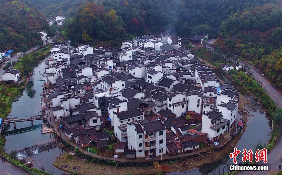 中国最圆村庄 - 五月风 - 五月风空间