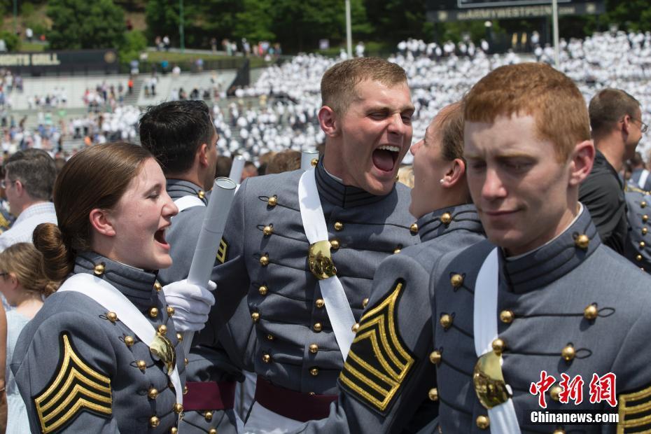 ウェストポイント陸軍士官学校、...