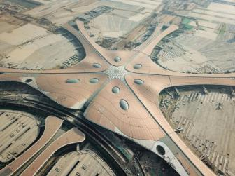 Daxing airport annual traffic exceeds 20m trips