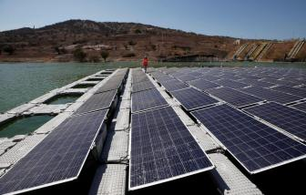 Solar energy could provide nearly half of China's power demands in 2060