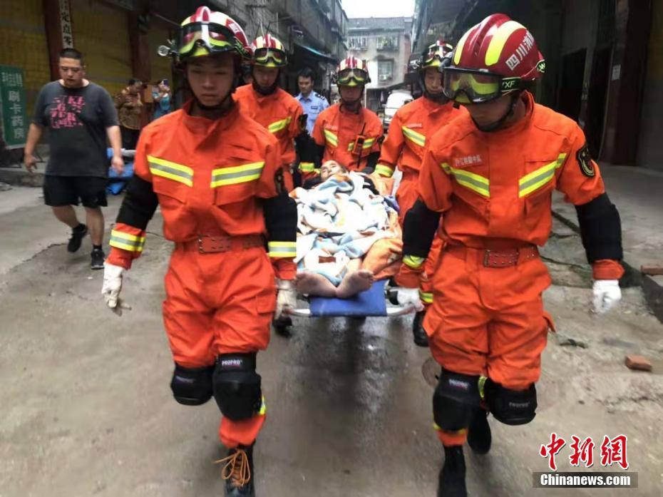 四川威远地震已致29人受伤 救援力量正在震区排查