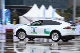 报告:中国新能源汽车满意度指数接近燃油汽车水平