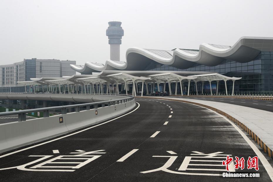 南京祿口國際機場T1航站樓投用 智慧元素助力旅客出行