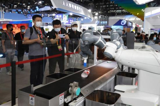 China's services trade fair CIFTIS attracts 143 financial entities