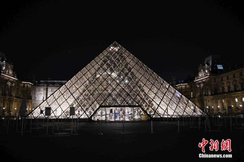 法国巴黎正式实施宵禁