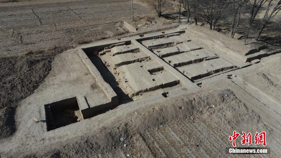 内蒙古发现中国迄今规模最大汉代单体夯土高台建筑