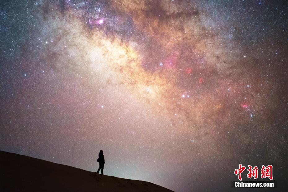 2020年度青海最美星空带你领略浩瀚星海