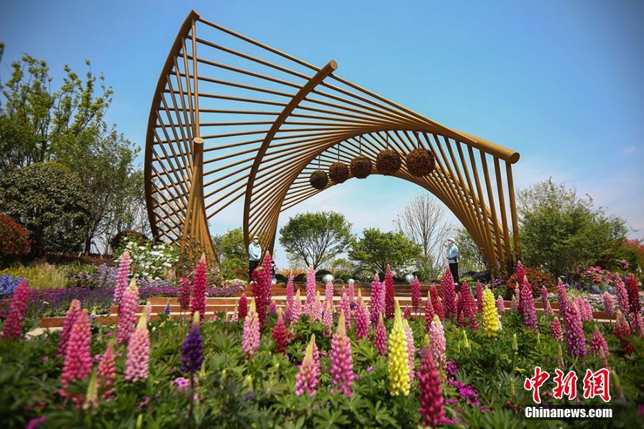 2021年扬州世界园艺博览会开幕 倡导绿色园艺生活