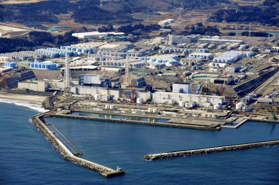 Japan's industry minister pledges to promote scrapping of Fukushima nuclear plant