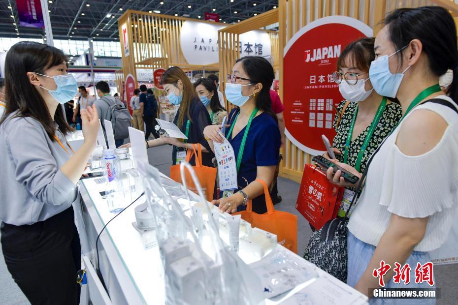 中国国际消费品博览会开展