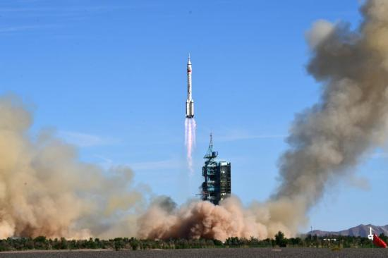 China to launch Shenzhou-13 manned spaceship on Oct. 16