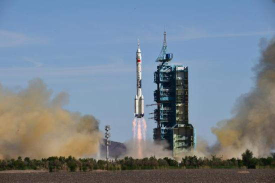 China launches new remote-sensing satellite group