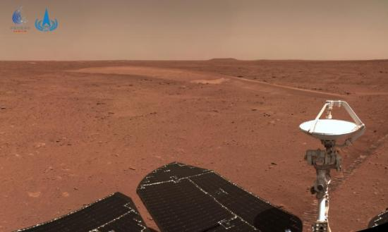 China's Mars orbiter resumes communications with Earth after solar conjunction