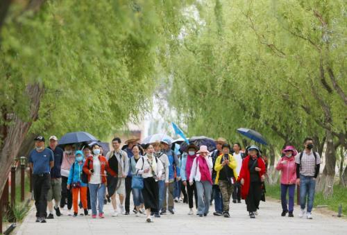 北京疾控:暑期出行建议以京郊和中短途旅游为宜