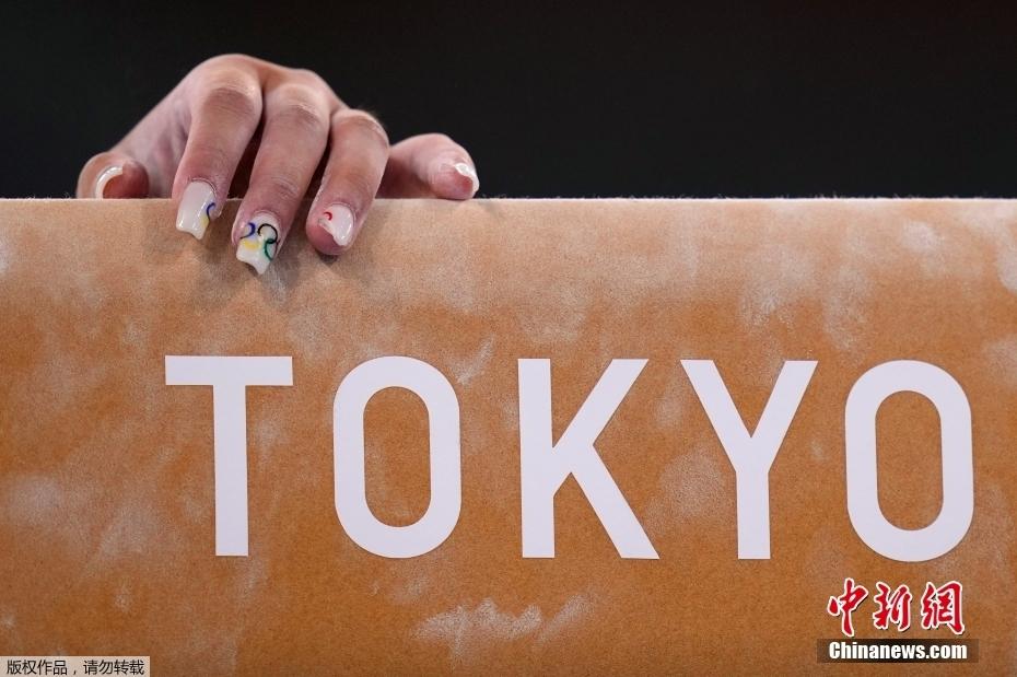 【奥运画刊】细节控们的仪式感