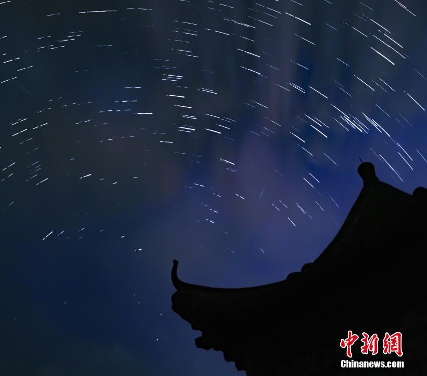 七夕前后 英仙座流星雨将迎来极大