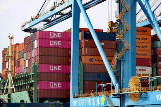 China seen as well positioned to lead global shipping industry