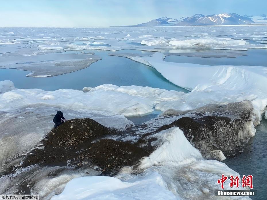 """科研人员发现""""世界最北的岛屿"""""""