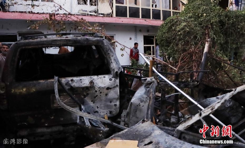 阿富汗喀布尔国际机场附近居民区遭火箭弹袭击