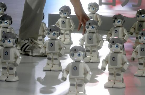 China's robot market stays on growth path