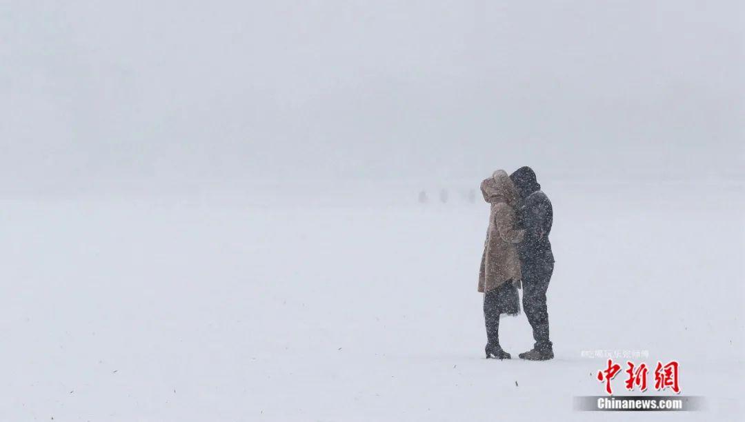 人这一辈子,一定要去一趟冬天的哈尔滨