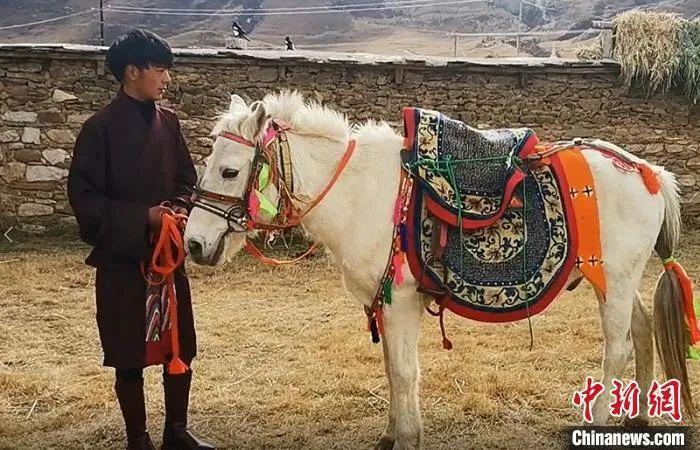 """在""""丁真""""后面真的没有藏族元素吗?(图3)"""
