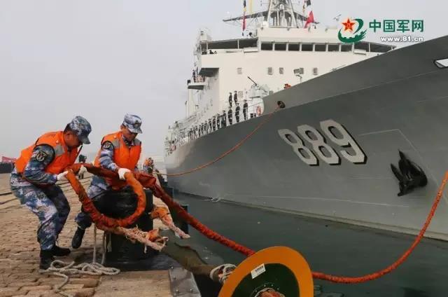 考考你 中国海军舰艇的命名规则是什么?