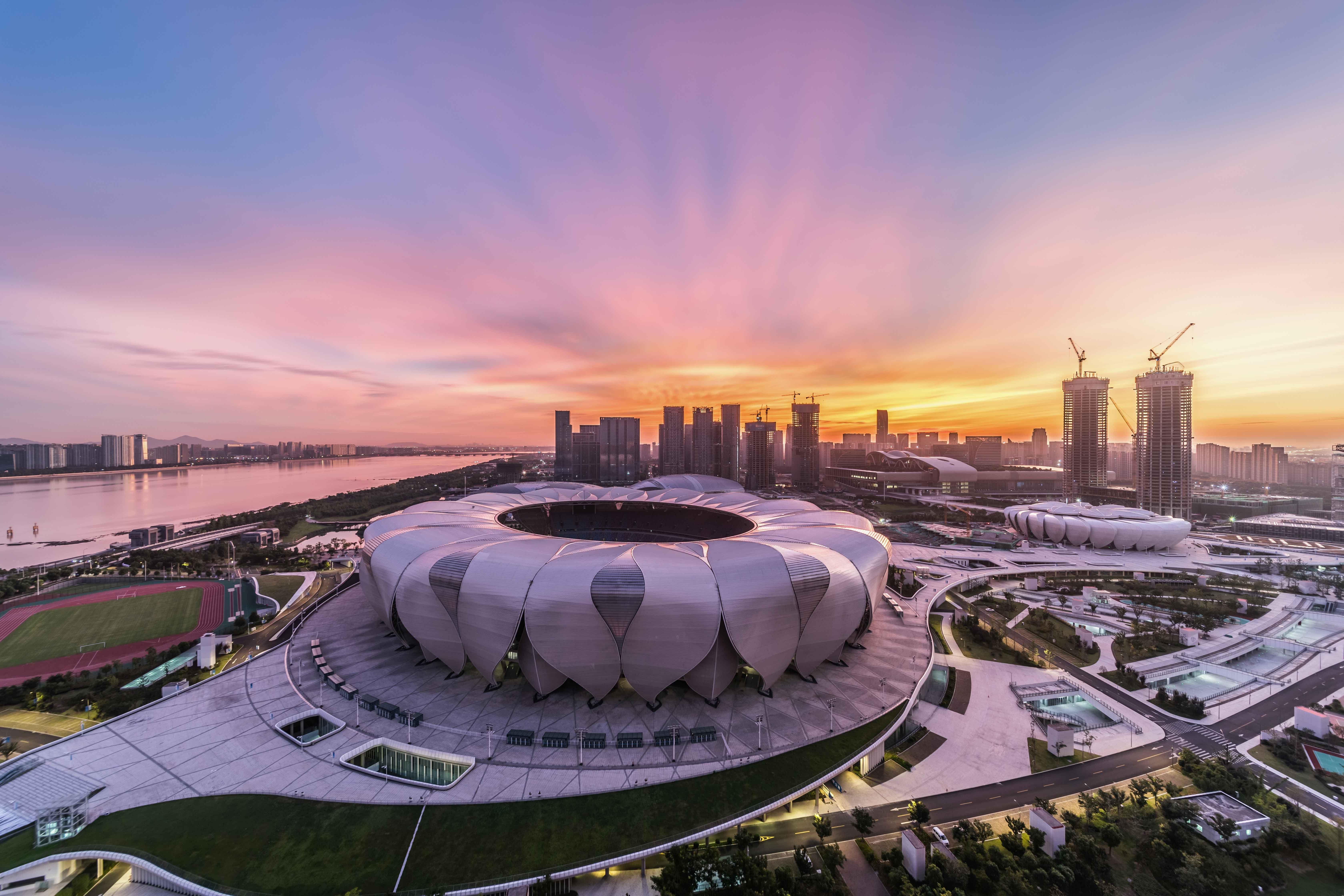 中央广播电视总台与浙江省人民政府签署杭州亚运会广播电视宣传战略合作协议