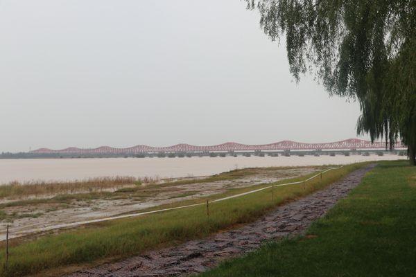 打卡郑州黄河滩地公园 感受黄河的壮美奇观